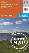 Explorer Active 376 Oban & North Lorn