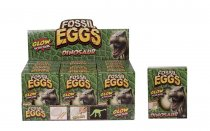 Dino World Fossil Eggs Dinosaur (DPU12)