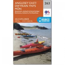 Explorer 263 Anglesey East