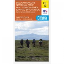 Explorer OL 13 Brecon Beacons National Park Eastern Area
