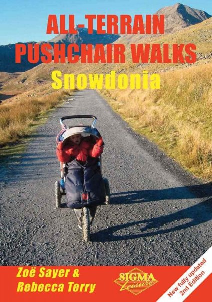 All Terrain Pushchair Walks Snowdonia