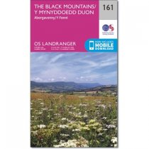 Landranger 161 the Black Mountains