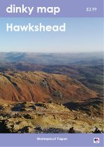 Dinky Map Hawkshead (Waterproof)