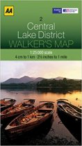 Walkers Map 02 Central Lake District