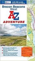 Brecon Beacons (West) Adventure Atlas