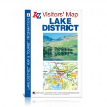 Lake District Visitors Map