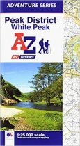 Peak District  White Peak Adventure Atlas