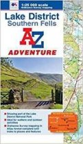 Lake District Southern Fells Adventure Atlas