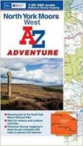 North York Moors (West) Adventure Atlas
