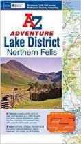 Lake District Northern Fells Adventure Atlas