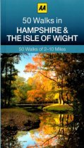 50 Walks Series Hampshire & the Isle of Wight
