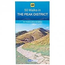50 Walks Series Peak District