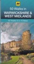50 Walks Series Warwickshire & West Midlands