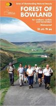 Forest of Bowland Walking & Cycle Map