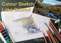 Colour Sketch Lake District