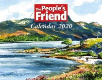 2020 Calendar People's Friend