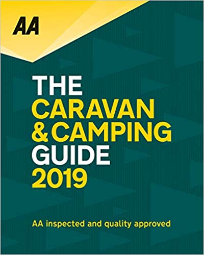 AA Caravan and Camping Guide 2019