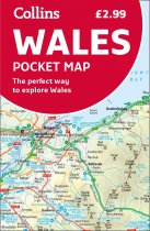 Wales Pocket Map