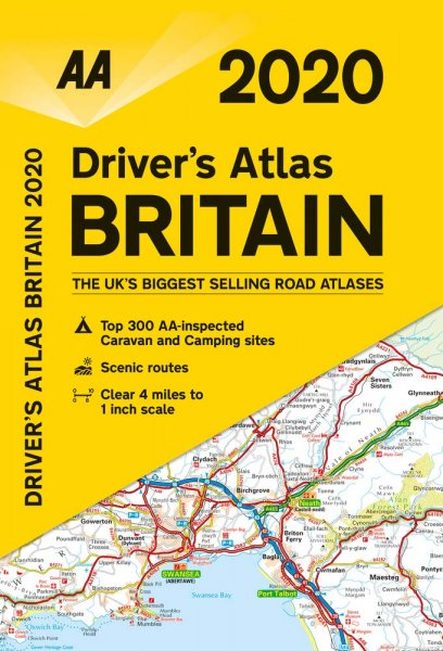 2020 Driver's Atlas Britain (Jun)