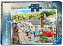 Jigsaw XL Country Station 100pc