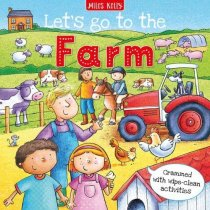 Lets go to the Farm - Wipe Clean