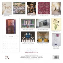 2020 Calendar Mackintosh