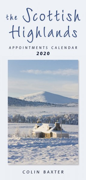 2020 Calendar Scottish Highlands Appointments