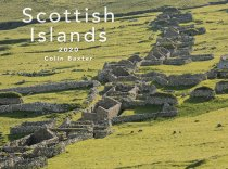 2020 Calendar Scottish Islands