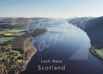 Loch Ness from Air Magnet (H CB)