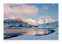 Five Sisters of Kintail Print
