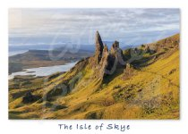 Old Man of Storr, Isle of Skye Magnet (H CB)