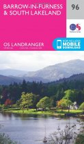Landranger 96 Barrow-in-Furness & South Lakeland