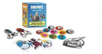 Fortnite Loot Pack: Pins Patch Magnets & Sticker