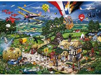 Jigsaw I Love the Country 1000pc