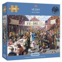 Jigsaw VE Day 500pc  (Feb)