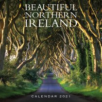 2021 Calendar Beautiful Northern Ireland (2 for £6v)