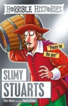 Horrible Histories - Slimy Stuarts