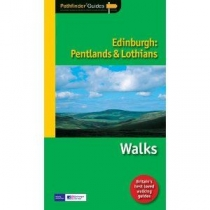 Pathfinder Guide 47 Edinburgh, Pentlands & Lothians