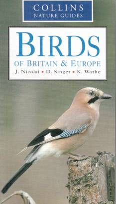 Collins Nature Guide - Birds