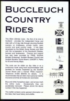Horseriding Routes Buccleuch Country Rides