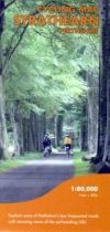 Cycling Map Strathearn Perthshire