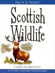 Scottish Wildlife - Say It In Scots