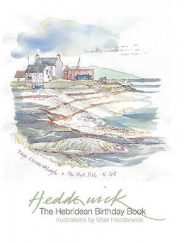 Hebridean Birthday Book (May)