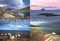 Isle Of Arran Composite (1) Postcard (H A6 LY)