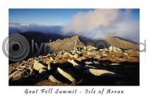 Goat Fell Summit Postcard (H A6 LY)