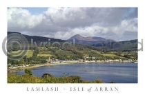Lamlash - Isle of Arran Postcard (HA6)