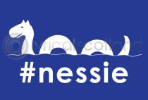 #nessie Postcard (H A6 LY)