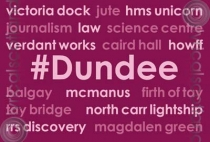 #Dundee Postcard (H A6 LY)