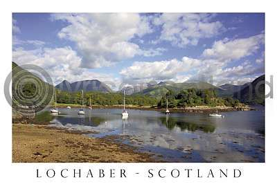 Bishops Bay, Isles Of Glencoe (HA6)