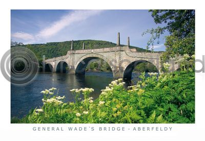 General Wade's Bridge, Aberfeldy (HA6)